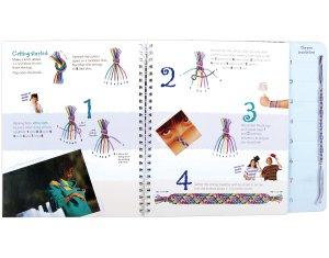 bb6edfdd3e0d8 Friendship Bracelets Kit - Jewelry Kit for Kids - Klutz Craft Kits ...